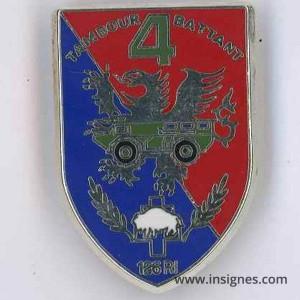 126° Régiment d'Infanterie 4° Compagnie