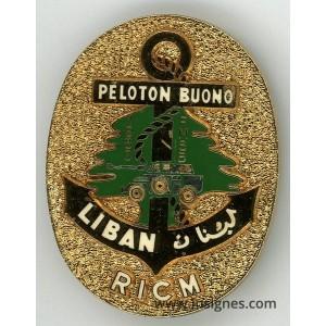 RICM Peloton BUONO LIBAN