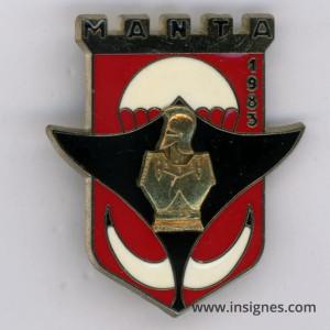 17° RGP Manta 1983