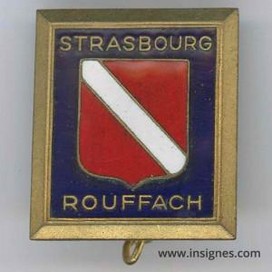 Ecole Militaire STRASBOURG ROUFFACH