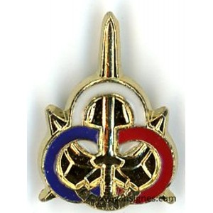 Commissariat aux Sports Militaires Pin's
