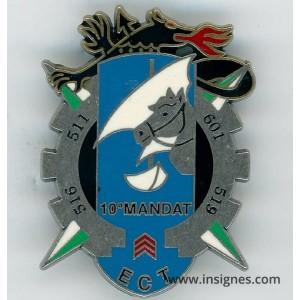 SFOR Salamandre (511-515-516-601) 10° Mandat