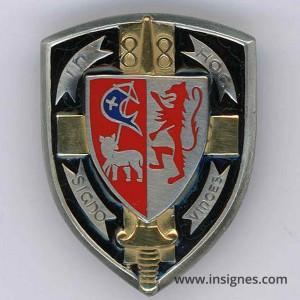 88° Régiment d'Infanterie R 98