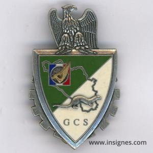 17° RCS IFOR Hermine GCS