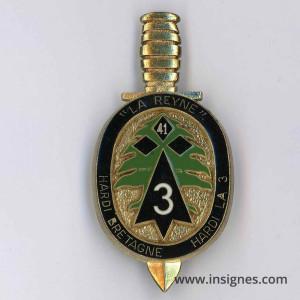 41° Régiment d'Infanterie 3° Compagnie