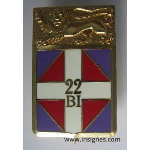 22° Bataillon d'Infanterie