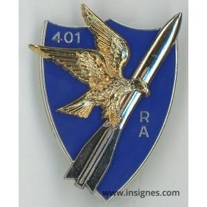 401° Régiment d'Artillerie Antiaérienne
