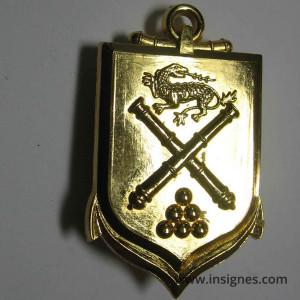 Ecole d'Application de l'Artillerie Prestige doré