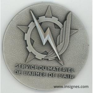 Service du Matériel de l'Armée de l'Air Médaille de table
