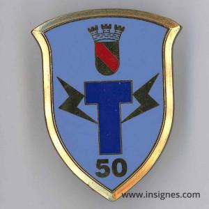50° Bataillon des Transmisssions