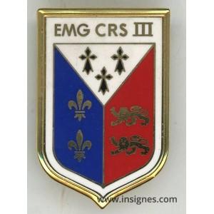 EMG CRS III
