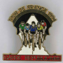 Gendarmerie Garde R Tour de France 1994 rouge