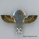 Brevet Parachutiste SENEGALAIS (ailes dorées)