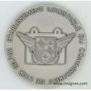 Etablissement Logistique du Commissariat 00.782 Médaille de table 70 mm