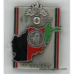 1° REC 4° Escadron ERI 2009 TF DRAGON