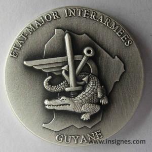 Etat-Major Interarmées Guyane 30 mm