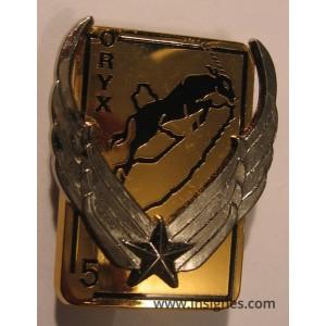 5° RHC Oryx DJIBOUTI