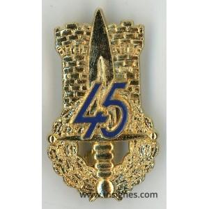 45° Régiment d'Infanterie