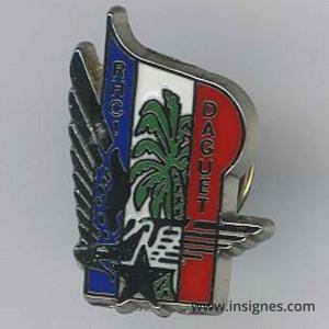 1° RHC Pin's Opération Daguet IRAK