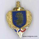 Brevet Préparation Militaire (lion) Delsart
