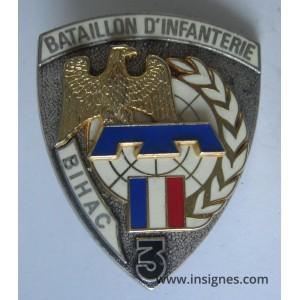 Bataillon d'Infanterie 3 BIHAC