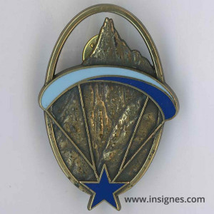Brevet Parapente (bronze)