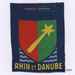 RHIN et DANUBE Tissu