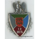 12° RCS (armoiries)