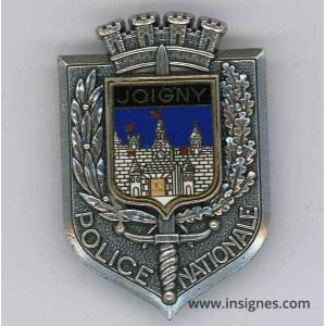 Joigny - Police Nationale