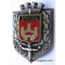 Bagnères-de-Bigorre - Police Urbaine