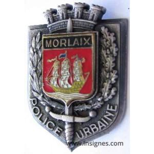 Morlaix - Police Urbaine
