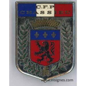 Chassieu - CFP (fond argenté)