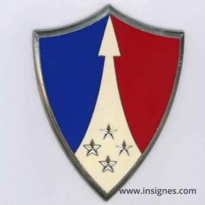 2° Corps d'Armée FFA Insigne grand modèle émaillé