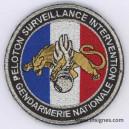 Peloton Surveillance Intervention Tissu