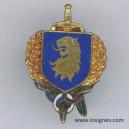 Réduction Insigne Préparation Militaire (lion)