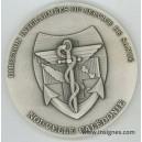 DIASS Nouvelle Calédonie Médaille de table argentée