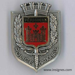 Périgueux - Police Nationale