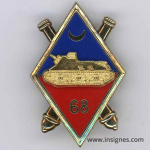 68° Régiment d'Artillerie d'Afrique