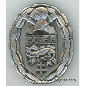 507° Régiment de Chars de Combat RCC