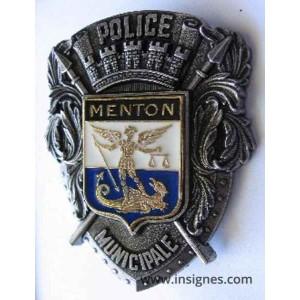 Menton - Police Municipale