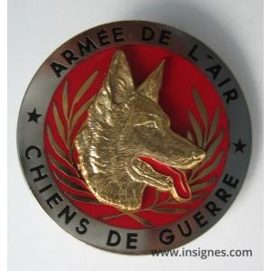 Brevet Chiens de guerre Maître-chien Armée de l'Air