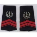 Tissu fourreaux Commissariat Caporal VSL