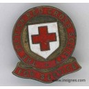 THE BRITISH RED CROSS SOCIETY Insigne de boutonniére N°