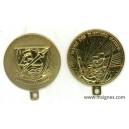 Ecole des Fusiliers Marins Commandos Marine Médaille 30 mm