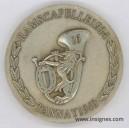 16° Groupement de Chasseurs Médaille de table.