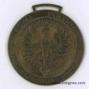5° Régiment de Cuirassiers Médaille