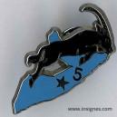 5° RHC Pin's Opération ORYX DJIBOUTI