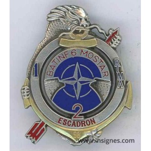 1° RIMA 2° Escadron BATINF 6 MOSTAR