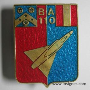 Base Aérienne 110 CREIL Translucide
