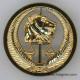 TCHAD Insigne de beret GENDARMERIE (lion)
